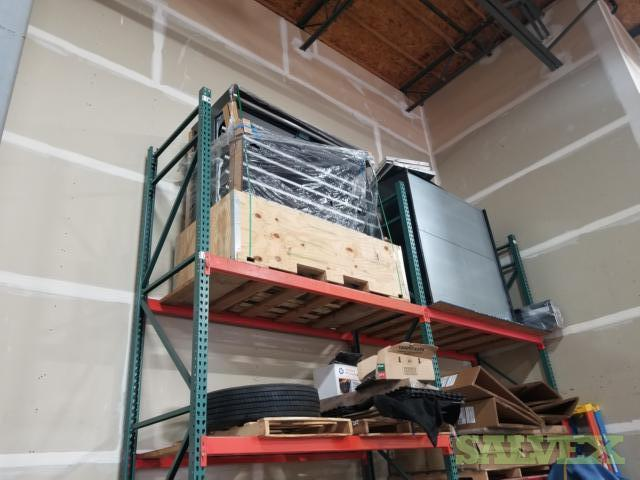Vendo Turbo Air Coolers: Commercial Grade 7/11 Cooler Displays (2 Units)