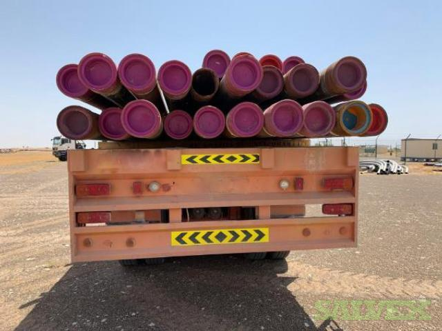 Casing, Tubing, Pup Joint (6076 Feet / 41.58 Metric Tons)