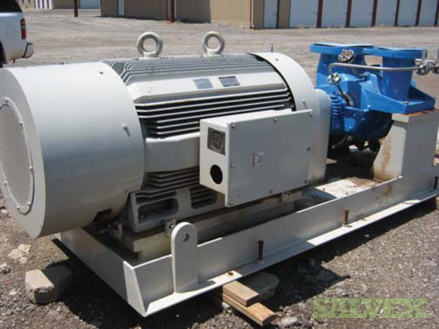 Factory Rebuilt Goulds Pump 8x12-15A