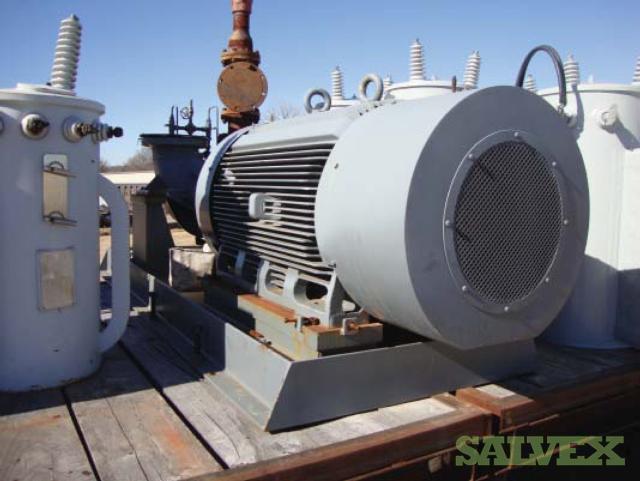 Remanufactured Bingham Pump 6x10x13 & 6x10x14B