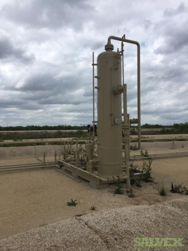 Vertical Separators 30 X 10', 3 Phase, 1,440 psi  (2 Units)