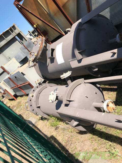 Atmospheric and Vacuum Crude Distillation Units Tanks