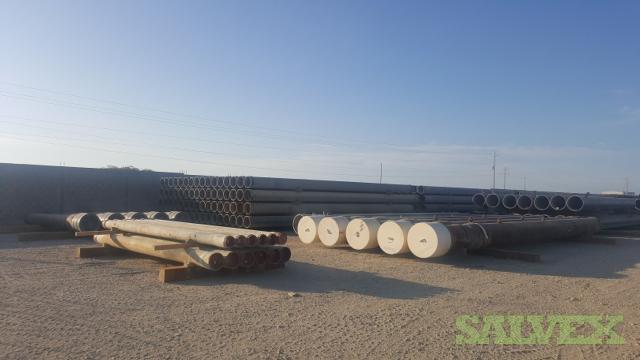 36 1.500WT RL-4HC Surplus Line Pipe (200 Feet / 50 Metric Tons)