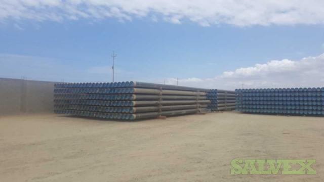 13 3/8 72# P110 DINO Vam R3 Surplus Casing (20,680 Feet / 675 Metric Tons)