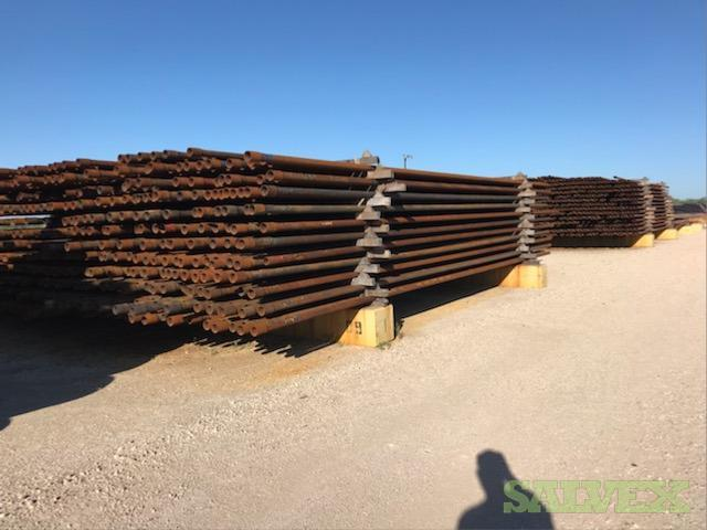 2 7/8 6.50# L80 EUE 8RD Scrap Tubing (111,923 Feet / 330 Metric Tons)