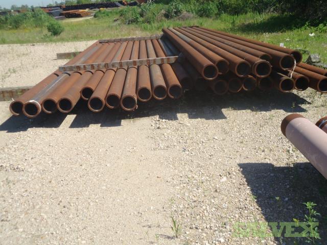 8 0.750WT X65 SMLS Surplus Line Pipe (3,600 Feet / 103 Metric Tons)