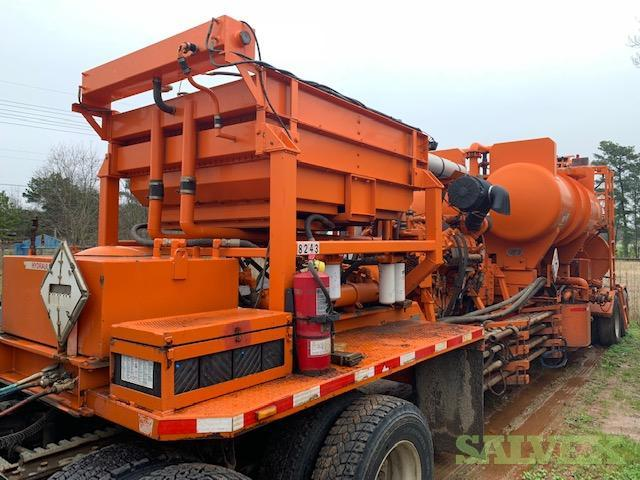 MTU Tier II 12V2000 850HP Triplex Acid Pump
