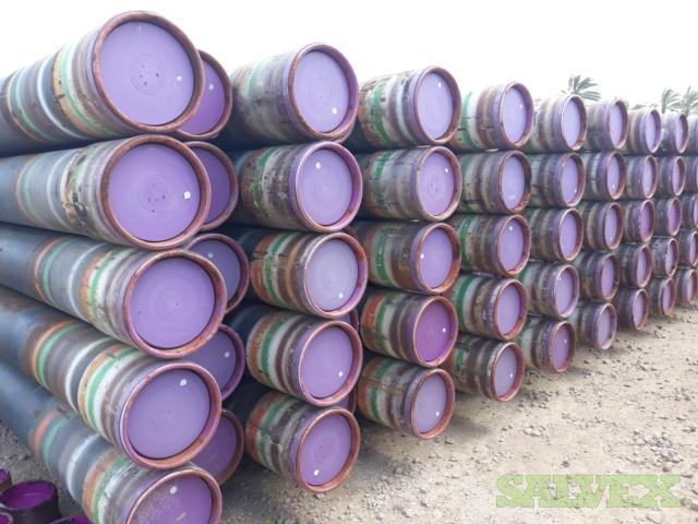 13 5/8 88.20# P110 TSH Blue Surplus Casing (10,032 Feet / 401 Metric Tons)
