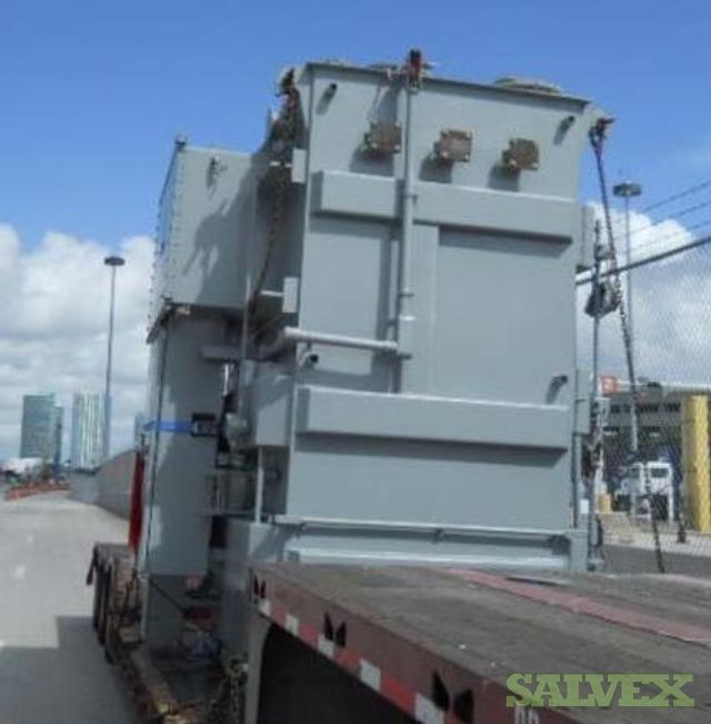Cooper Power Systems 3 Phase Power Transformer (25,000 KVA) in Texas