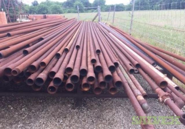 2 7/8 6.5# IPC, J55 R2 Surplus Tubing (14,130 Feet / 42 Metric Tons)