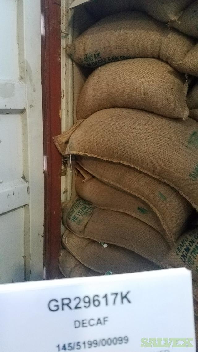 Decaf Arabica Coffee Beans