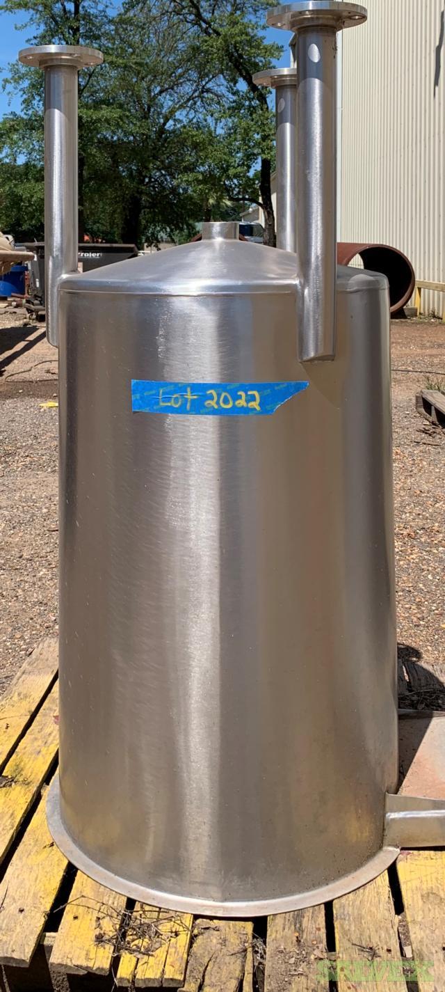 70 Gallon SS Storage Tank
