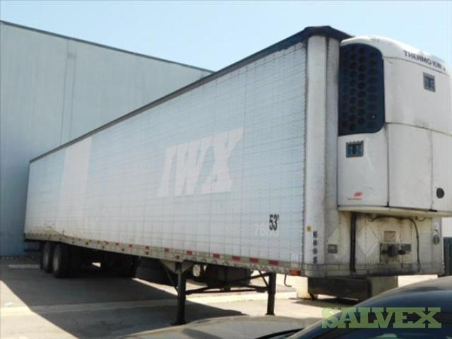 Great Dane Reefer Trailer 2004 (Reefer: Thermo King, SB 210, 17,569 hrs)