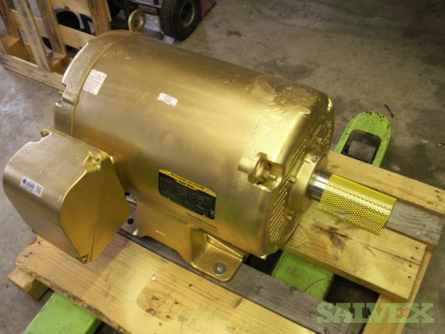 Emerson 75 hp Motors (2) 1785 rpm, 460V 3 Ph