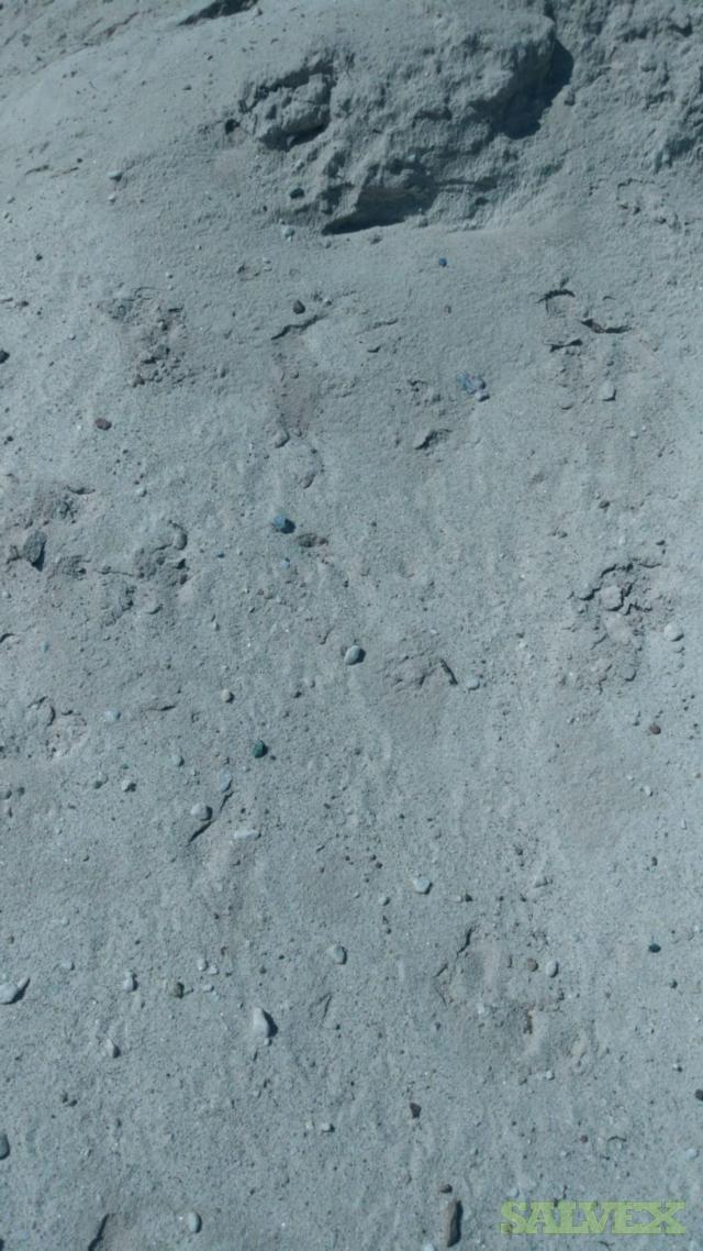 White Calcium Carbonate 93% in Bulk (4,000 Tons)