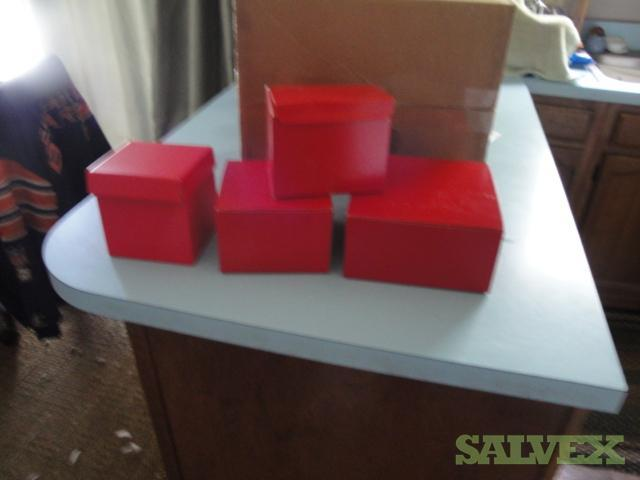 Red Gloss Gift Boxes (39 Cases) in Indiana