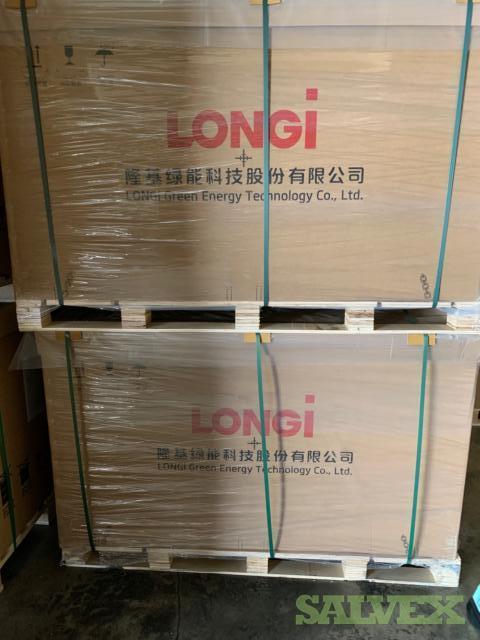 310W Longi Solar Panels (4 MW)