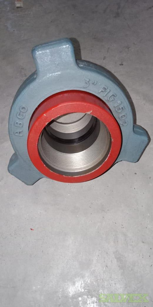 Hammer Union BW, Hammer Union Threaded & Ring Joint Gaskets (1,555 Items)