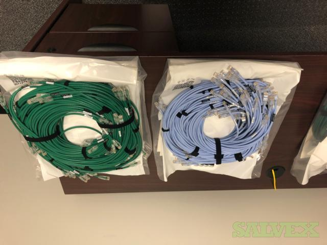 Cat 6 cable Kits -36 Boxes