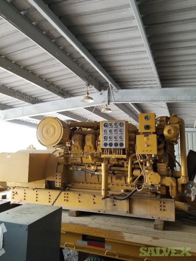 CAT 3512 850 KW Generator (1 Unit)