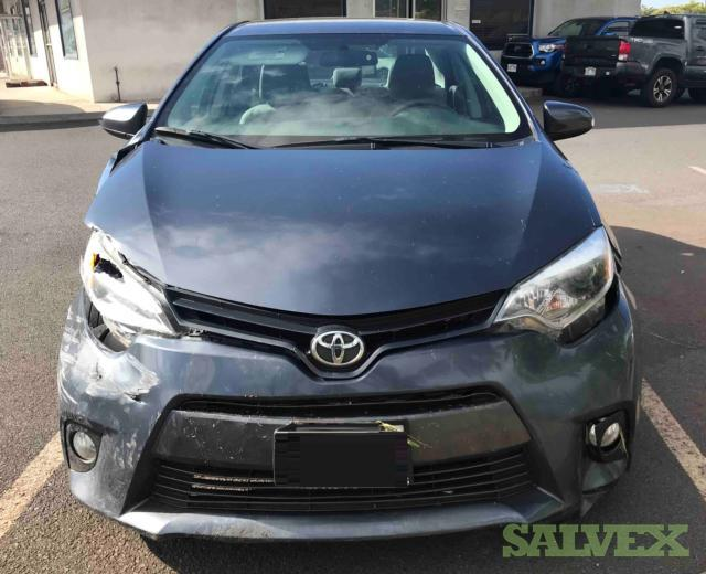 Toyota Corolla LE 4 Door Sedan Blue 1.8 Inj 4CYL Auto FWD 2016 in Hawaii