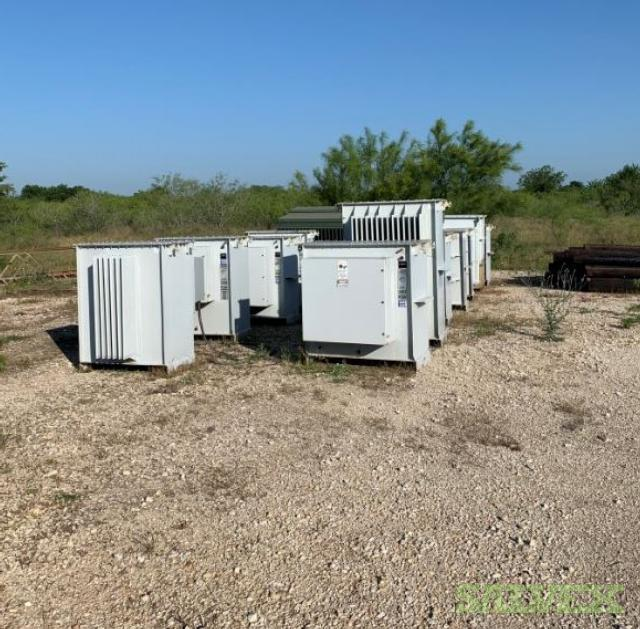 VFD 3 Phase Shift 260 KVA - Units 7