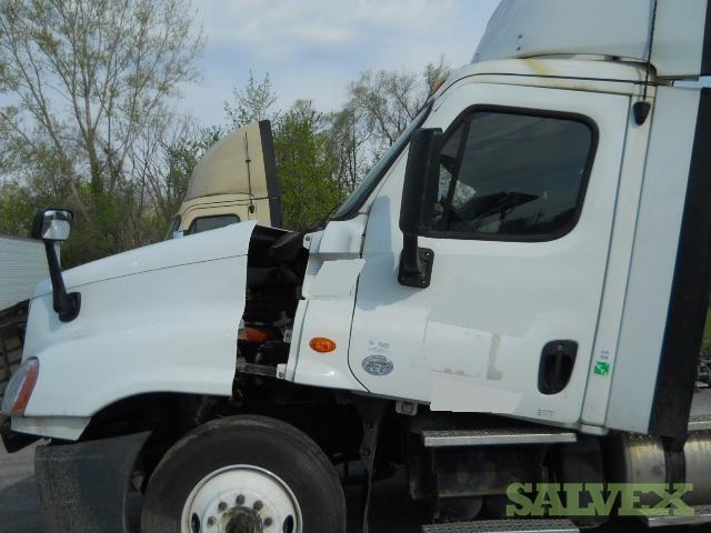 Freightliner Cascadia 125 T/A Tractor 2016
