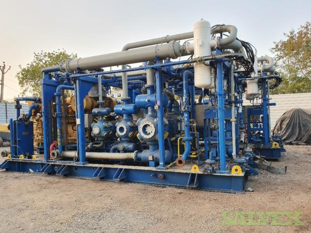 Ariel JGJ/6 Compressors with Caterpillar 3512 Engines (3 Units)