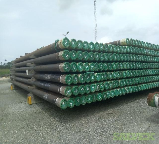9 5/8 53.50# P110 TSH Blue DPLS R3 Surplus Casing (11,200 Feet / 272 Metric Tons)