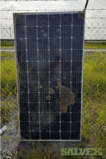 HT SAAE 380W / 385W Solar Panels - Damaged (1,170 Units)