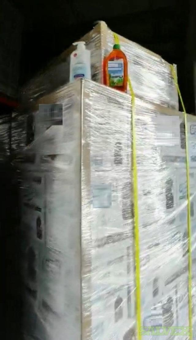 Hand Sanitizers & Disinfectants in Manitoba, Canada ( 20' Container Load)