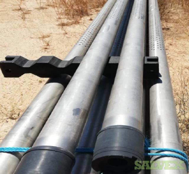 4 1/2 12.6# VM22110 R3 Surplus Tubing (10,360 Feet / 59 Metric Tons)