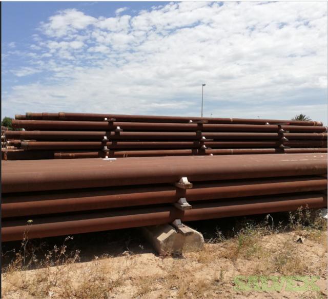 9 5/8 53.50# L80 Vam Top R3 Surplus Casing (4,560 Feet / 111 Metric Tons)