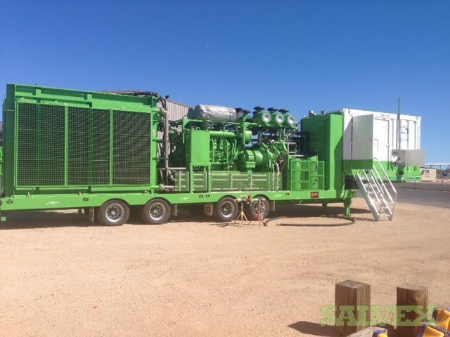 Generon 2500SCFM 10ft Membrane Unit - Gas Processing