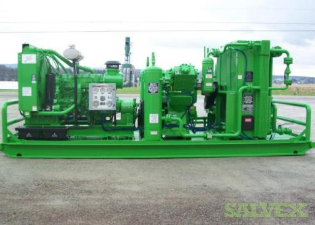 Joy WB12 2200MAWP KG97 Compressor (1 Unit)