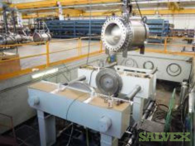Progetti  BO-2V/450 & BO-2V/600L Horizontal Test Benches (2 Units)