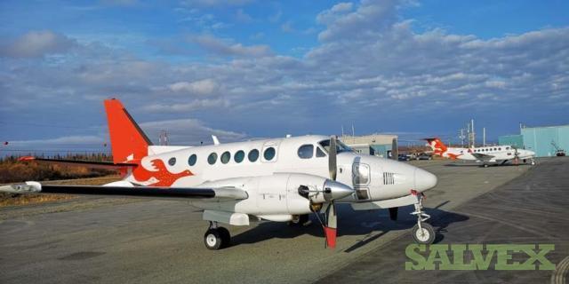 Beechcraft King Air A100 Aircraft