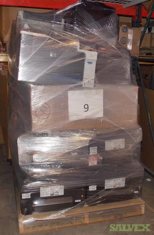 Used Printers - Various Brand in New York (12 Pallets)