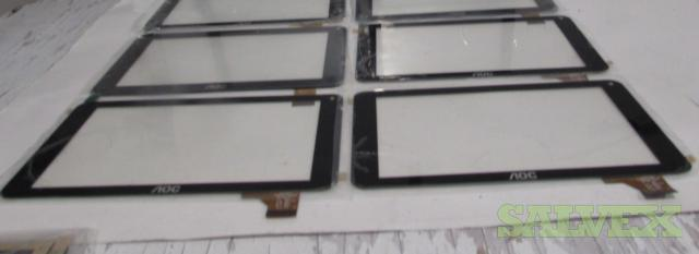 Tablet Touchscreen Digitizers - for AOC C18610E1-FPC771DR Screens (750 Units)