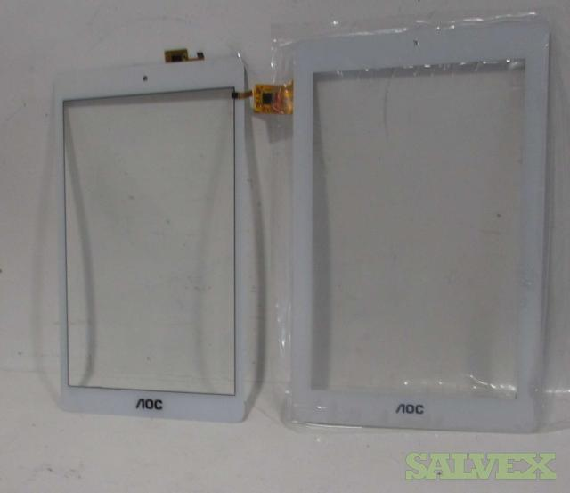 Touch Screen Digitizer Replacement 8'' - for AOC Q80Y31 - RS8F422-V2.1 and m1436 f-wgj80156-v1 Tablets (124 units)