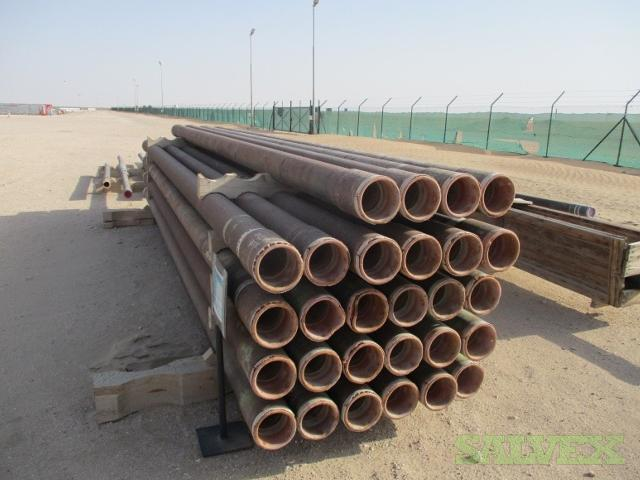 OCTG: Casing, Tubing & Conductor (Approx. 106 Metric Tons)