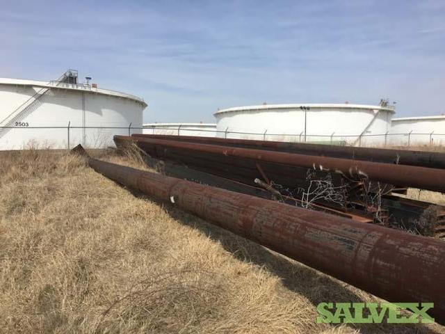 100,000  BBL  Storage Tank, 630 Tons - 2 Units