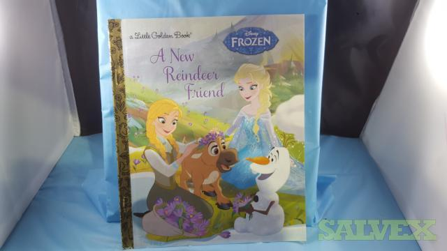 Disney Frozen New Reindeer Friend Little Golden Book (1,000 units)