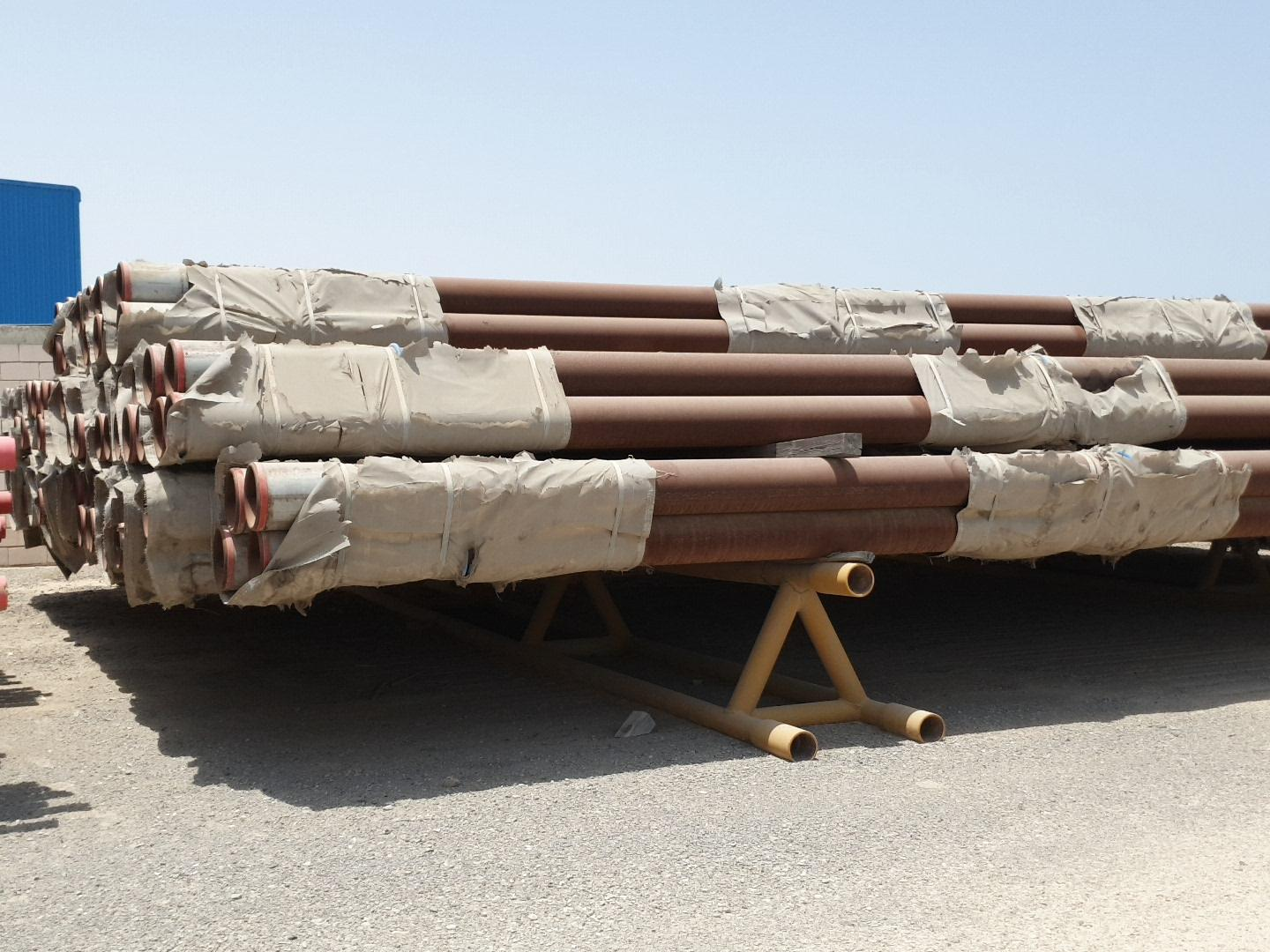 9 5/8 53.50# T95 JFE Bear R3 Surplus Casing (30,320 Feet / 736 Metric Tons)