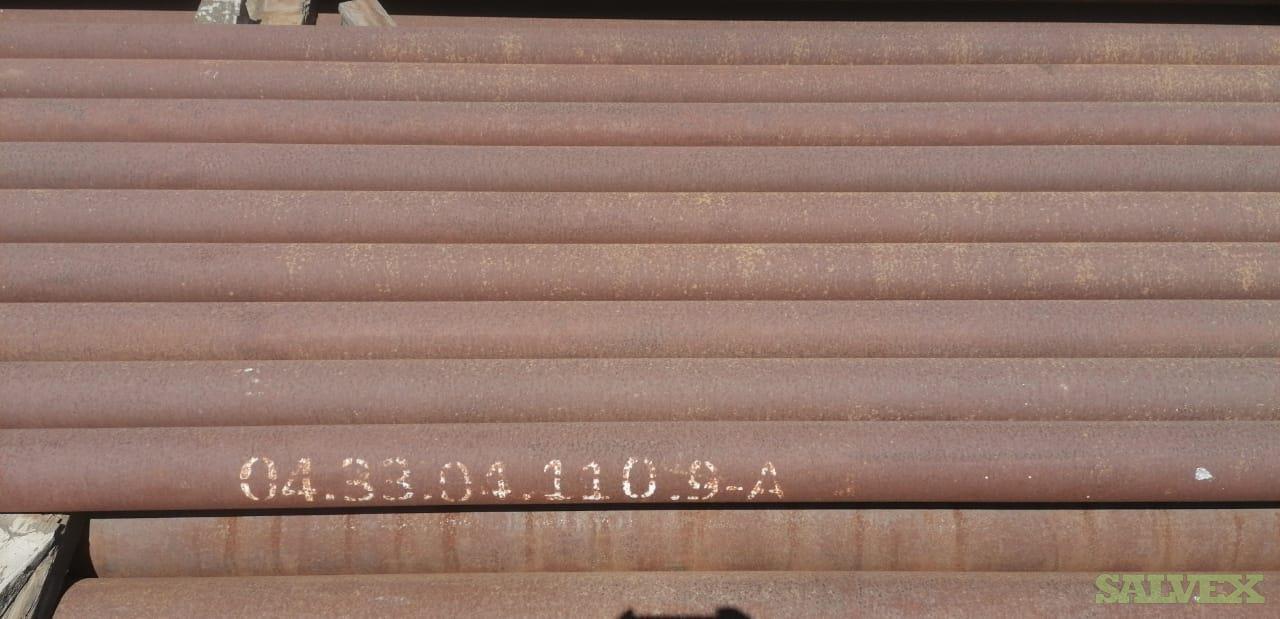 3 1/2- 4 1/2 Surplus Tubing (45 Metric Tons)