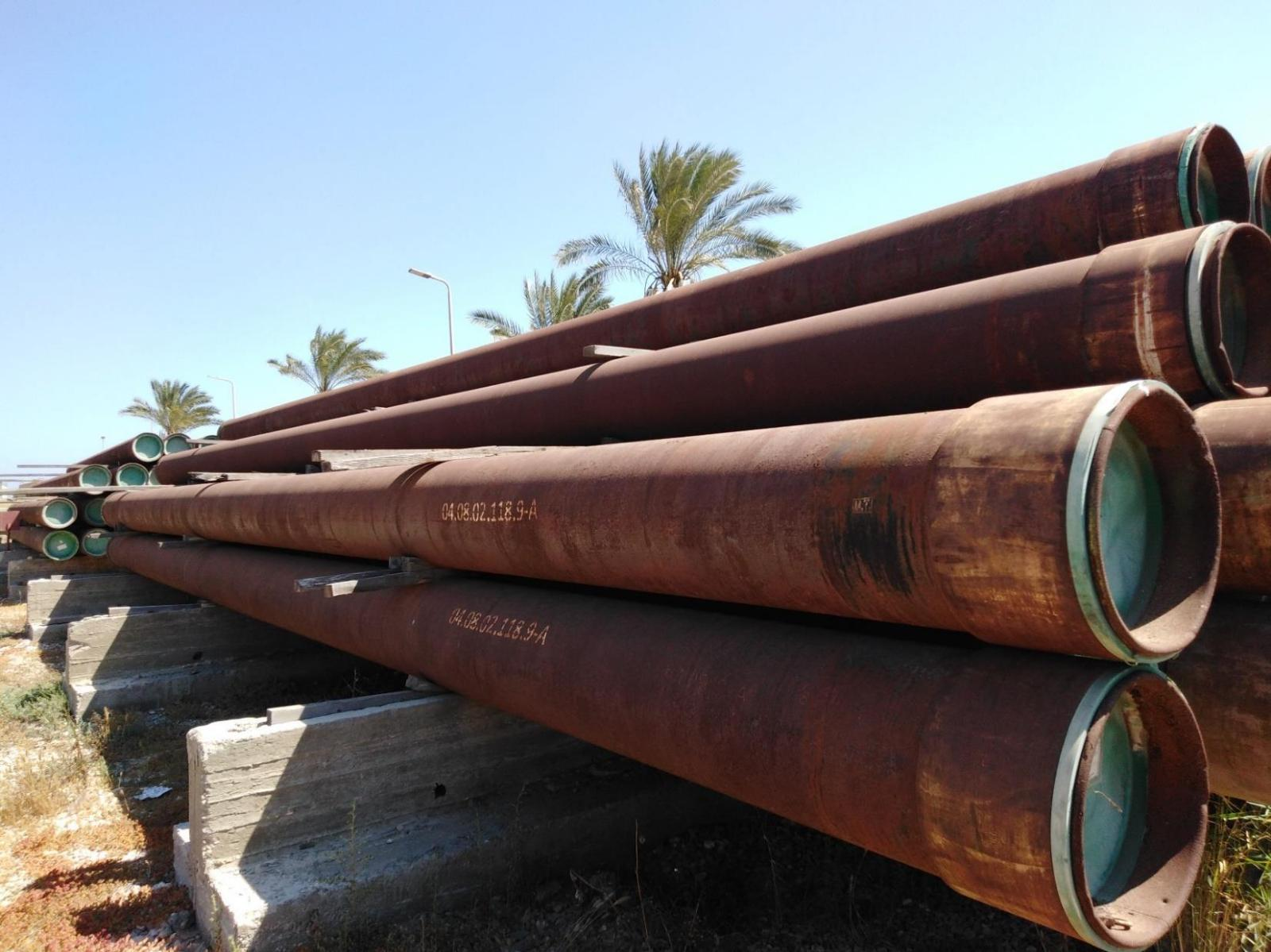18 5/8 126# C95 BTC R3 Surplus Casing (4,400 Feet / 251 Metric Tons)