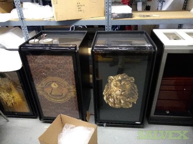 Hardware: Safes, Crystal Doorknobs, Dummy Cylinder Covers, Brass Slide Chain Locks (11,274 Items)