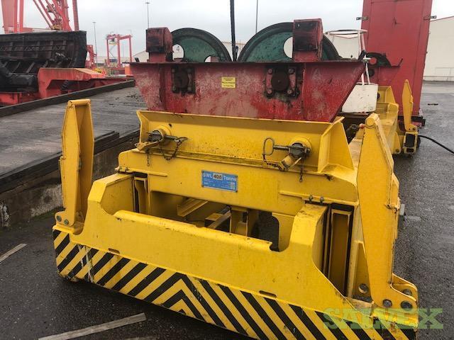 Bromma YSX40E 40.6 Ton Yard Crane Spreaders (2 Units)