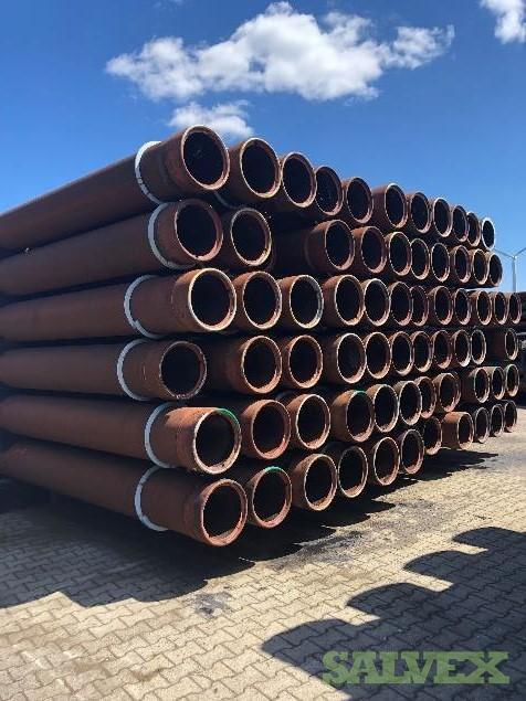 17 77.50# X56 Hydril 521 Surplus Line Pipe (3,245 Feet / 114 Metric Tons)