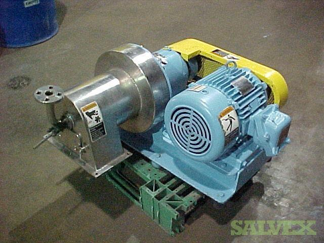 Tema 140 Solid Bowl Decanter Centrifuge (1 Unit)